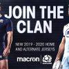 Los fanáticos obtendrán la primera vista del kit Escocia 2019/20
