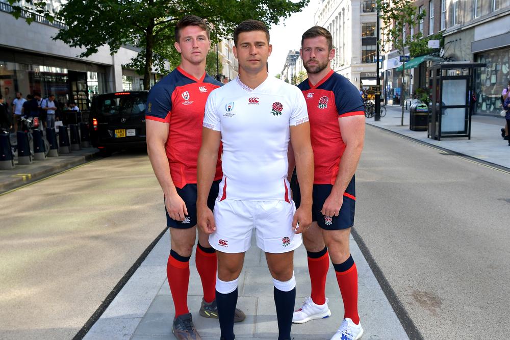 Inglaterra Rugby RWC 2019