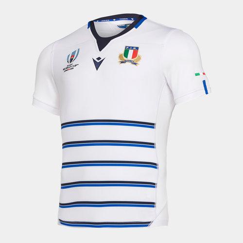 Camiseta Rugby Italia RWC 2019 Segunda