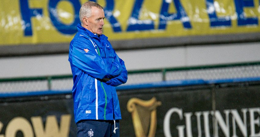 Benetton Rugby: Kieran Crowley renovado hasta 2022