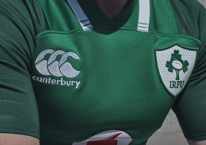 Camiseta Irlanda Rugby 2017-18 3