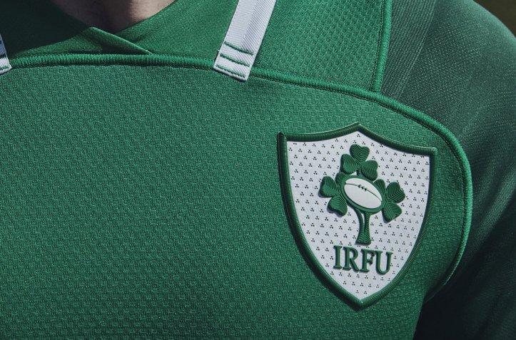 Camiseta Irlanda Rugby 2017-18 2