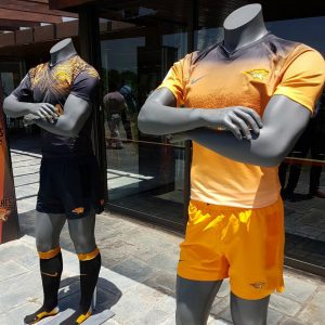Nueva camiseta de rugby Jaguares 2019