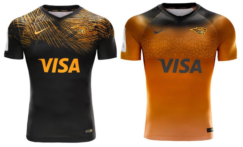 Camiseta Jaguares Rugby 2019