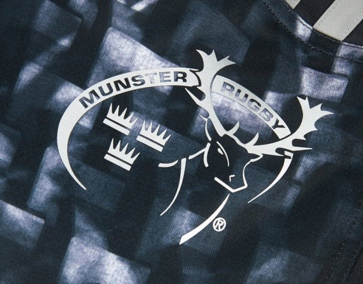 Camiseta Rugby Munster 2017-18 Segunda