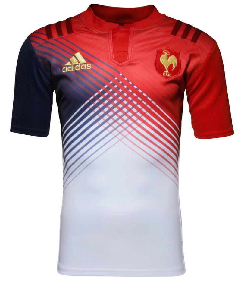 Camiseta Rugby Francia 2016