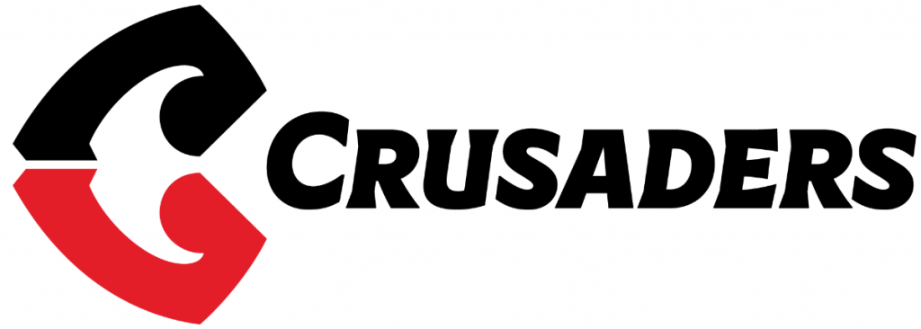 Crusaders rugby 2020 logo