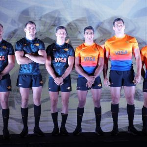 Camisetas Rugby Jaguares 2020 Nike Local y Segunda