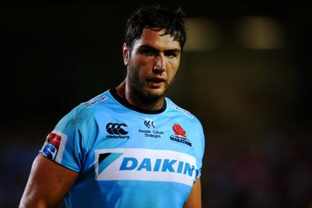 Rob Simmons nombrado capitán del Super Rugby para 2020