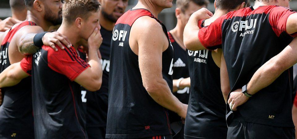 Scott Robertson revela los planes de Super Rugby de Nueva Zelanda
